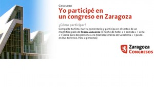 Yo particip en un Congreso en Zaragoza