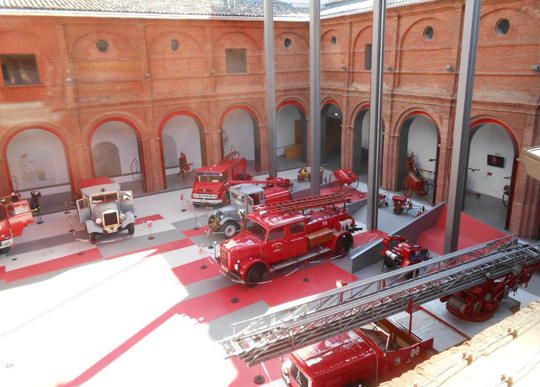 No te puedes perder el Museo del Fuego y de los Bomberos.