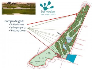 1 Las Ranillas Golf  Spa