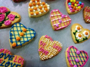 galletas love