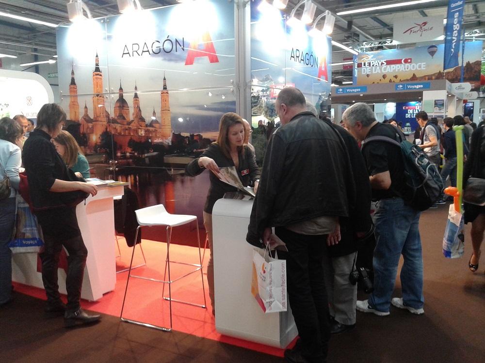 Zaragoza sigue con su promoci n tur stica en francia for Francia cultura gastronomica